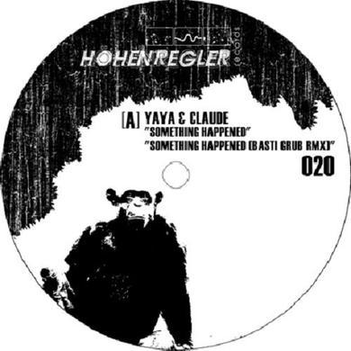 Yaya SOMETHING HAPPENED Vinyl Record
