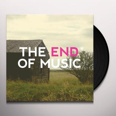 De La Mancha END OF MUSIC Vinyl Record