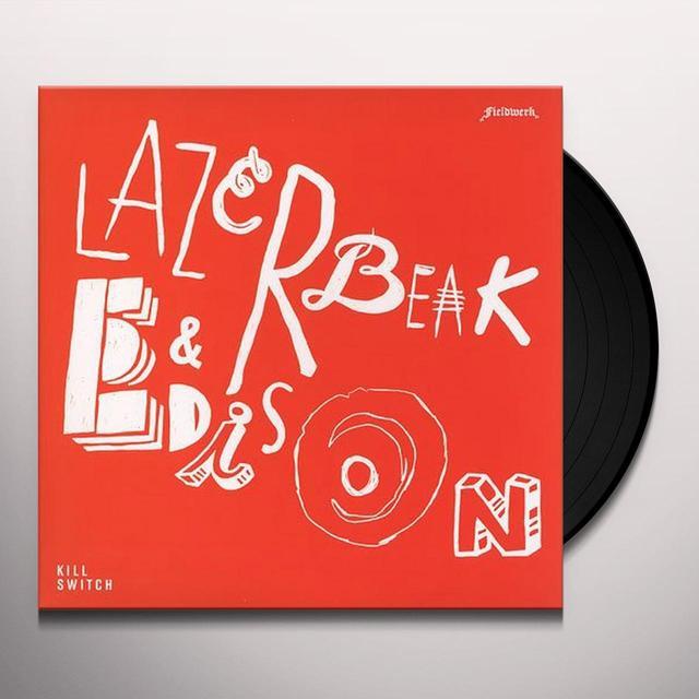 Lazerbeak & Edison KILL SWITCH Vinyl Record