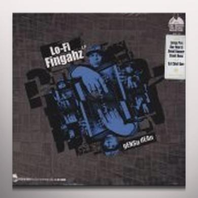 Gensu Dean LO-FI FINGAHZ Vinyl Record - Colored Vinyl