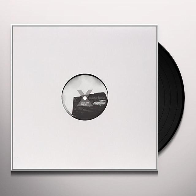 Otomo Yoshihide / Mikawa Toshiji / Ito Maq AOYAMA NOISE LIVE AT CAY Vinyl Record
