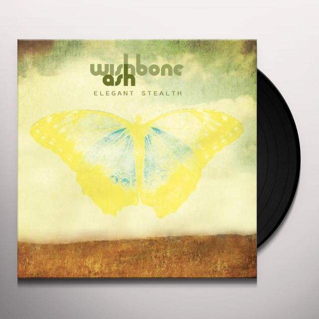 Wishbone Ash ELEGANT STEALTH (GER) Vinyl Record