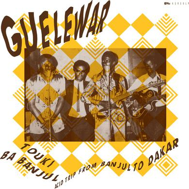 Guelewar TOUKI BA BANJUL: ACID TRIP FROM BANJUL TO DAKAR Vinyl Record