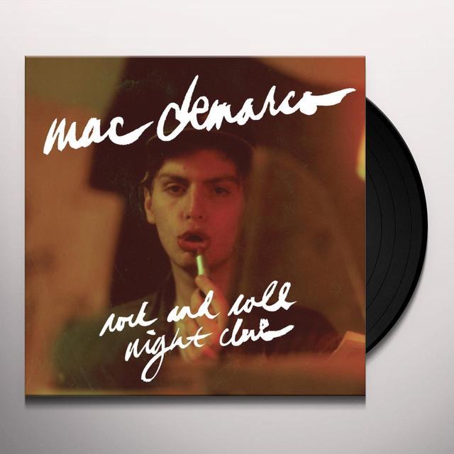 Mac Demarco ROCK & ROLL NIGHT CLUB (Vinyl)
