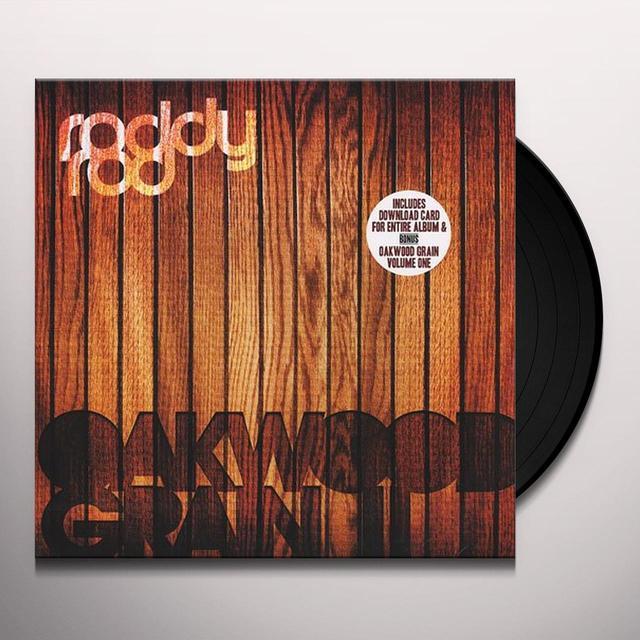Roddy Rod OAKWAOOD GRAIN Vinyl Record