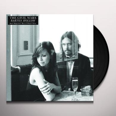 The Civil Wars BARTON HOLLOW (Vinyl)