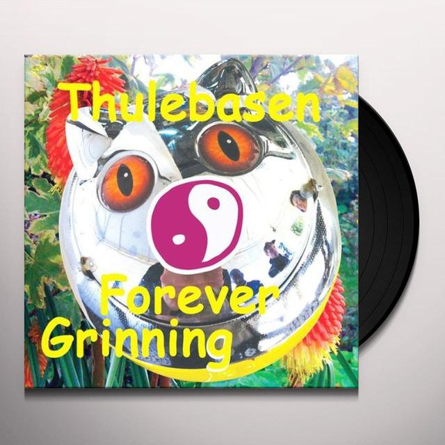 Thulebasen FOREVER GRINNING Vinyl Record