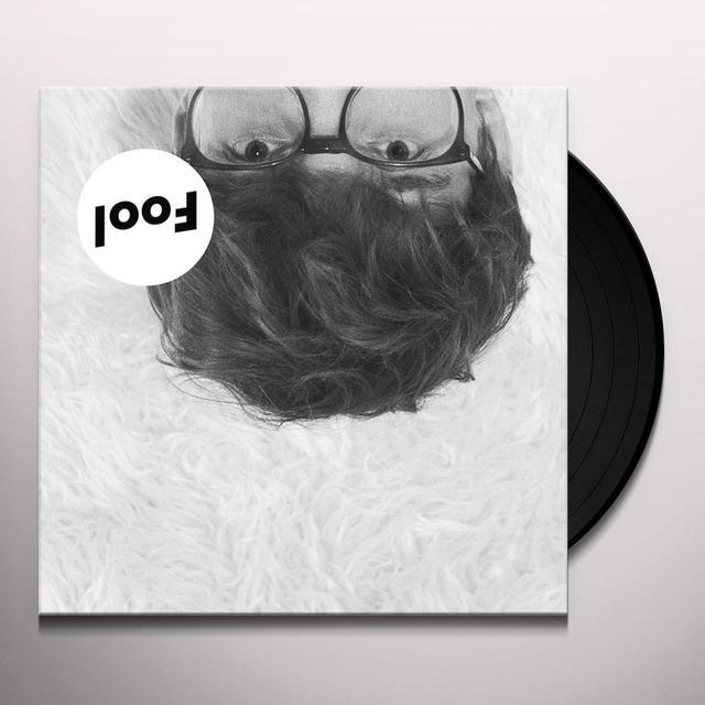 Kasper Bjørke FOOL Vinyl Record
