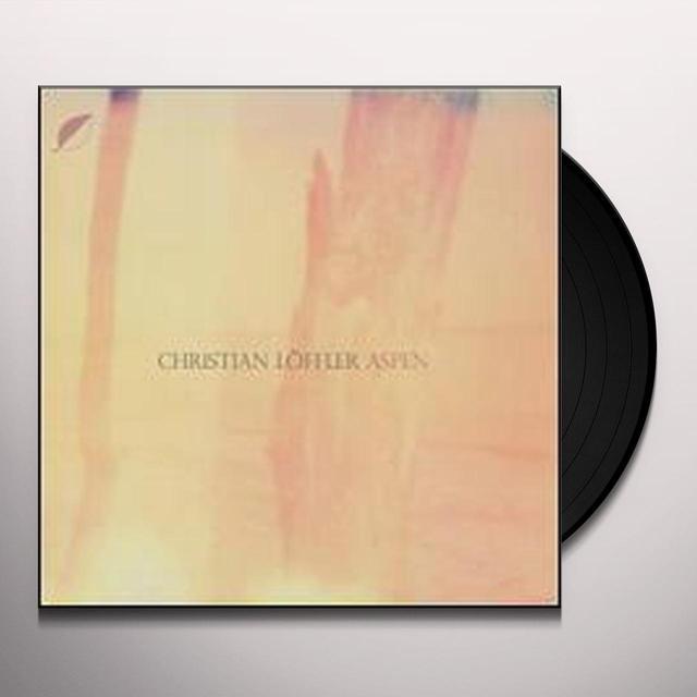 Christian Loffler ASPEN Vinyl Record