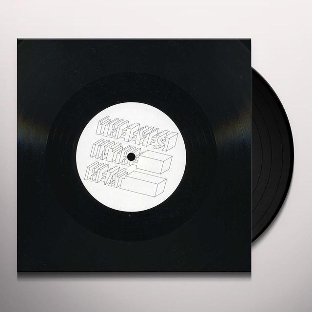 Eyes In The Heat AMATEUR Vinyl Record