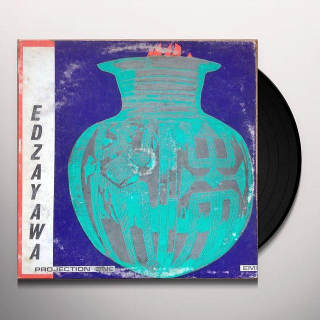 Edzayawa PROJECTION ONE Vinyl Record - MP3 Download Included
