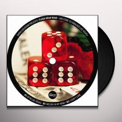 Flash Grab Road WELCOME TO FABULOUS LAS VEGAS Vinyl Record
