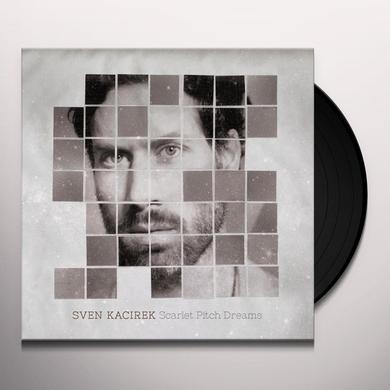 Sven Kacirek SCARLET PITCH DREAMS Vinyl Record