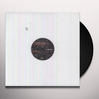 Information Ghetto APARTMENT 808 (EP) Vinyl Record