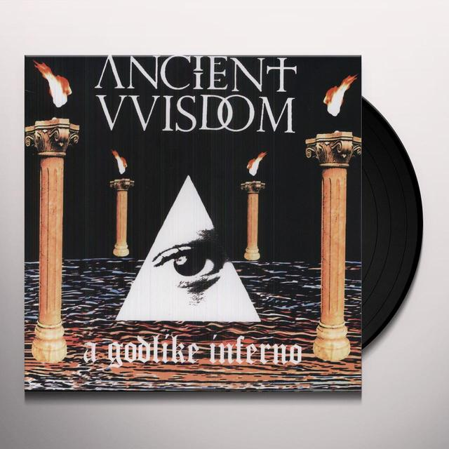 Ancient Wisdom GODLIKE INFERNO Vinyl Record