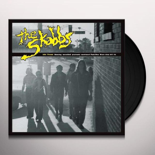 Skabbs IDLE THREAT Vinyl Record