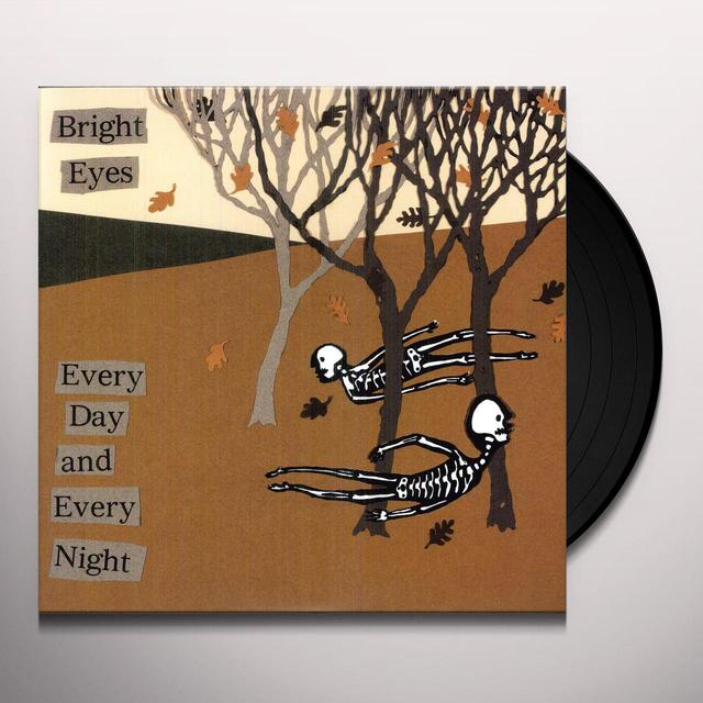 Bright Eyes EVERY DAY & EVERY NIGHT Vinyl Record