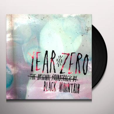 Black Mountain YEAR ZERO: THE ORIGINAL SOUNDTRACK Vinyl Record