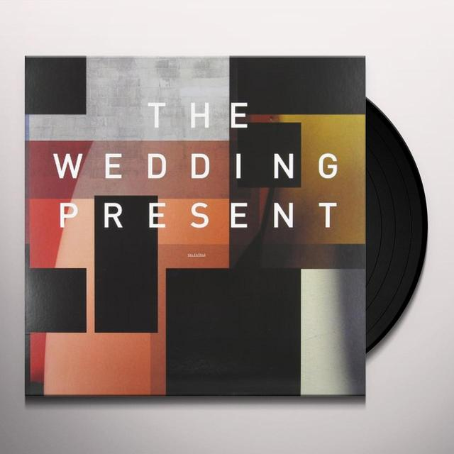 The Wedding Present VALENTINA Vinyl Record