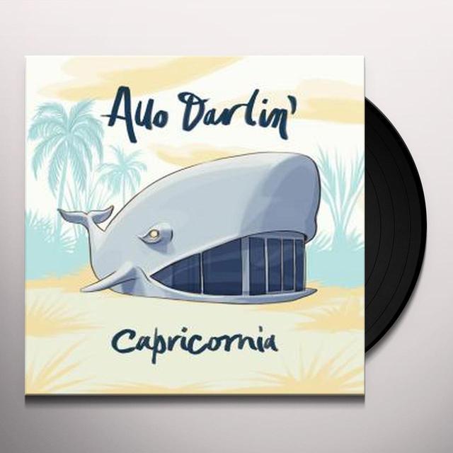Allo Darlin' CAPRICORNIA Vinyl Record