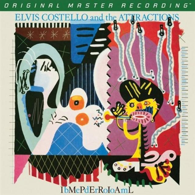 Elvis Costello & The Attractions IMPERIAL BEDROOM Vinyl Record