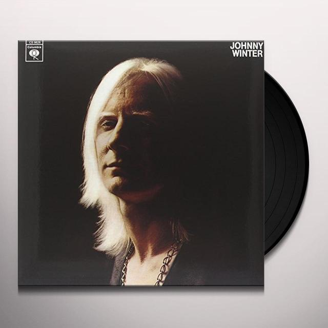 JOHNNY WINTER Vinyl Record - 180 Gram Pressing
