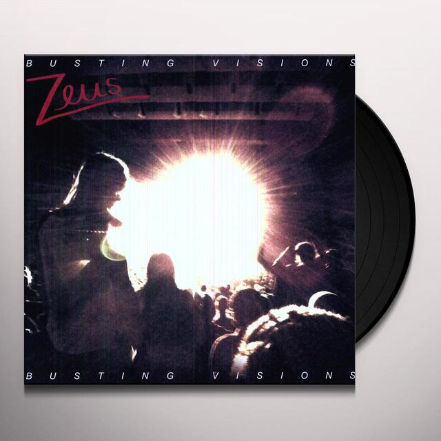 Zeus BUSTING VISIONS Vinyl Record