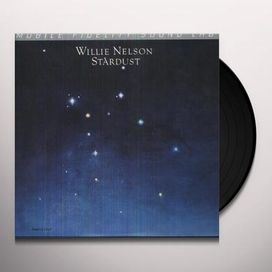 Willie Nelson STARDUST Vinyl Record - Limited Edition