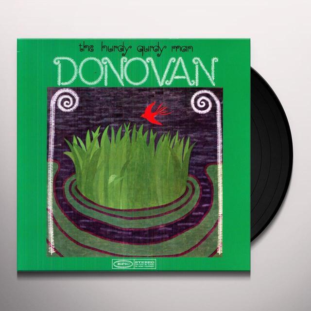 Donovan HURDY GURDY MAN Vinyl Record
