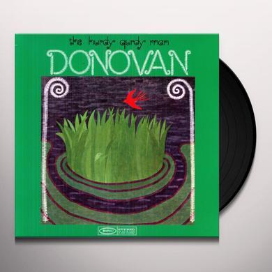 Donovan HURDY GURDY MAN Vinyl Record - Canada Import