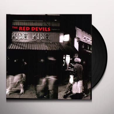 Red Devils KING KING Vinyl Record - Holland Import