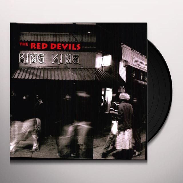 Red Devils KING KING Vinyl Record - Holland Import