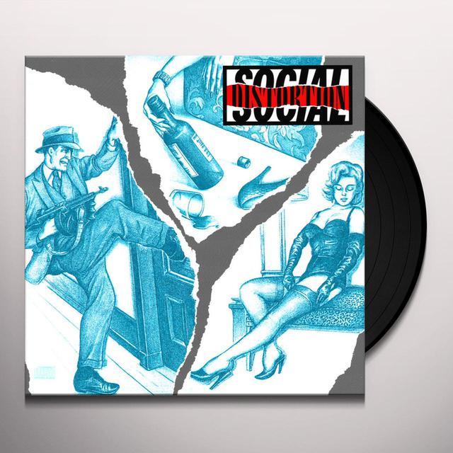 SOCIAL DISTORTION Vinyl Record