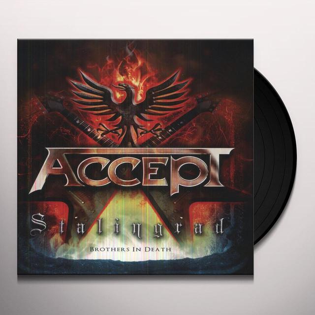Accept STALINGRAD (Vinyl)