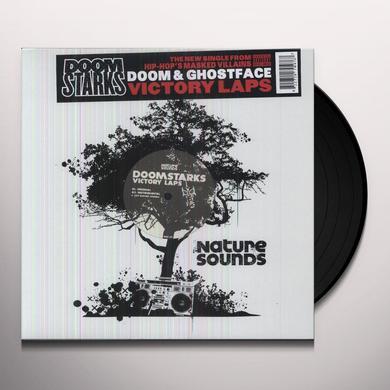 Doomstarks VICTORY LAPS Vinyl Record