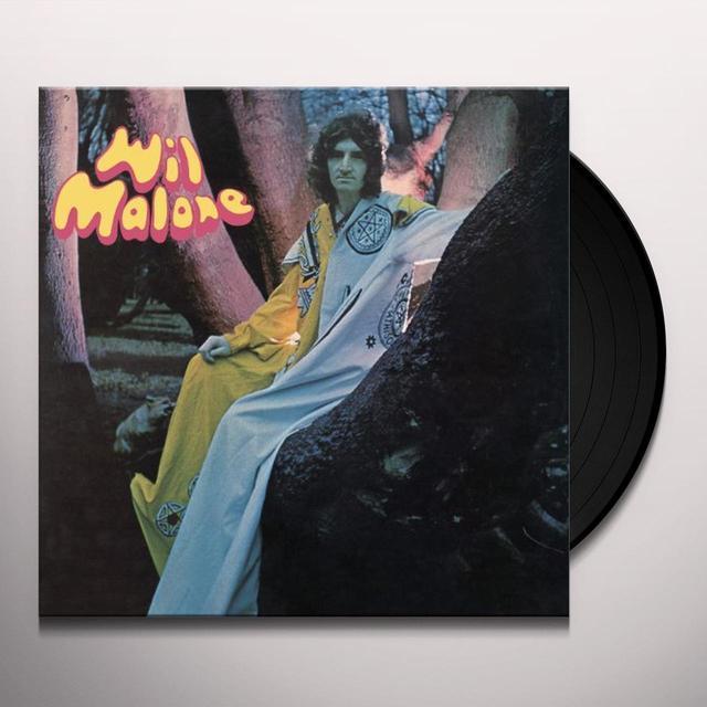 Wil Malone WILSON MALONE Vinyl Record