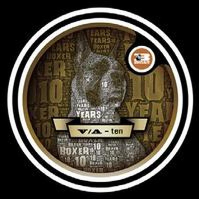 TEN / VARIOUS Vinyl Record