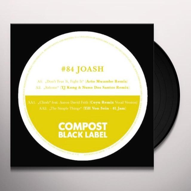 Joash COMPOST BLACK LABEL 84 Vinyl Record