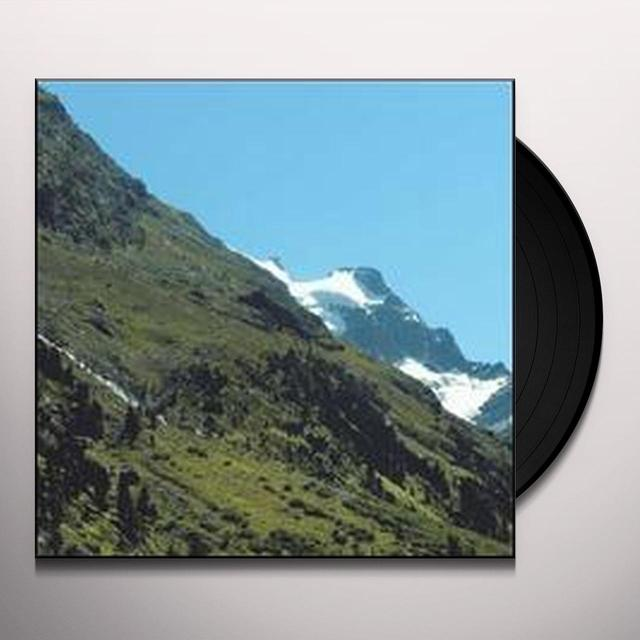 Mano Le Tough MOUNTAINS Vinyl Record