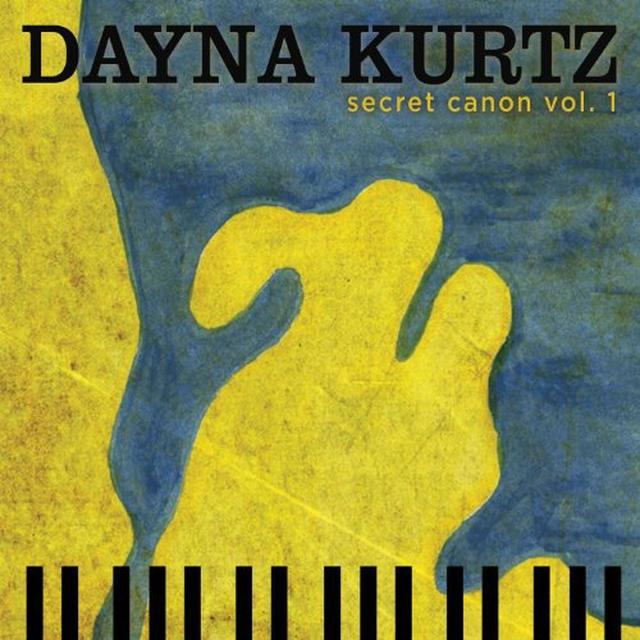 Dayna Kurtz SECRET CANON 1 Vinyl Record