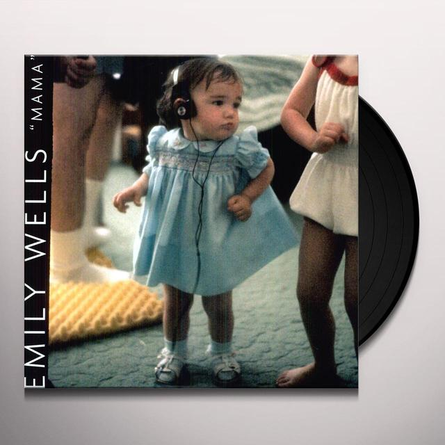 Emily Wells MAMA Vinyl Record