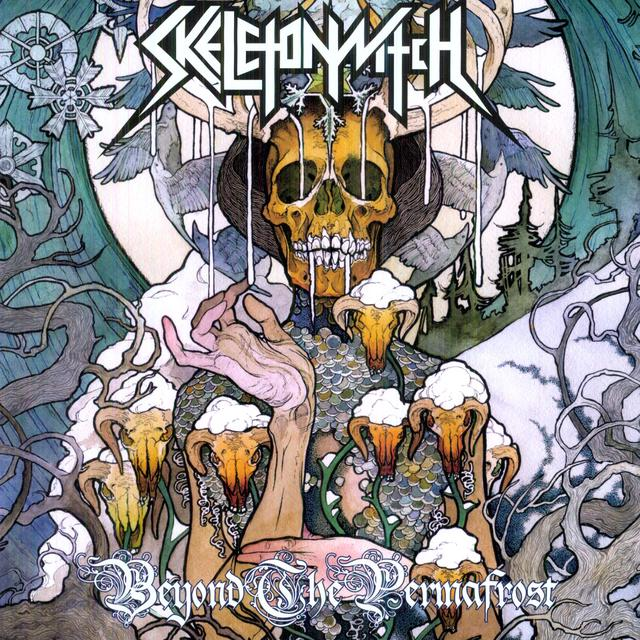 Skeletonwitch BEYOND THE PERMAFROST Vinyl Record