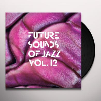 FUTURE SOUNDS OF JAZZ 12 / VARIOUS Vinyl Record