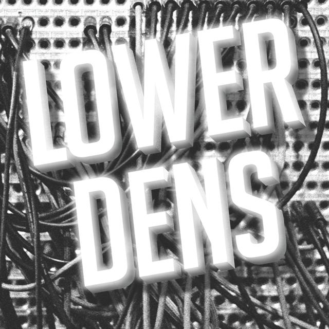 Lower Dens BRAINS Vinyl Record