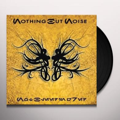 Nothing But Noise NOT BLEEDING RED Vinyl Record