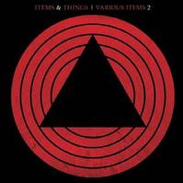 Tim Darabi / Paris VARIOUS ITEMS 2 Vinyl Record