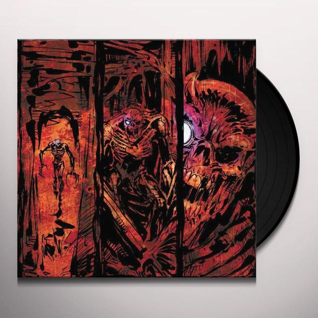 Balzac PARADOX Vinyl Record - Limited Edition, Digital Download Included