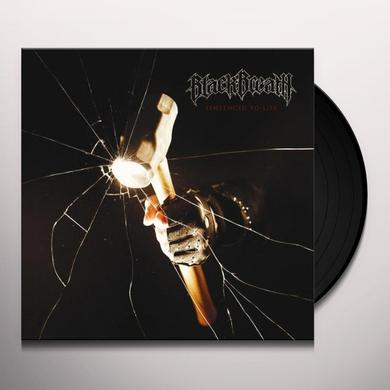 Black Breath SENTENCED TO LIFE Vinyl Record