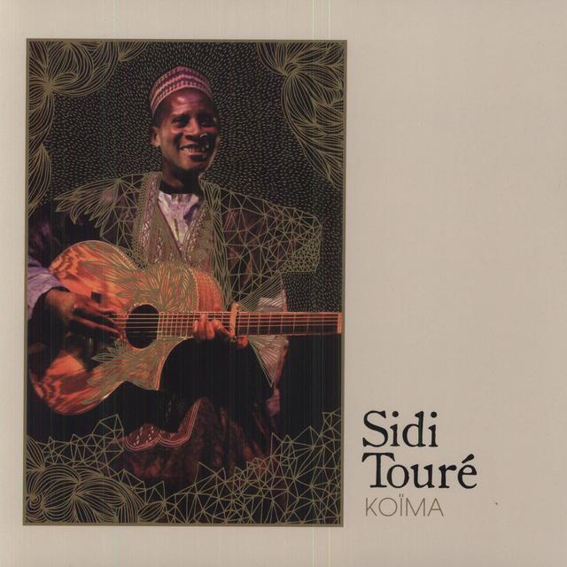 Sidi Toure KOIMA Vinyl Record