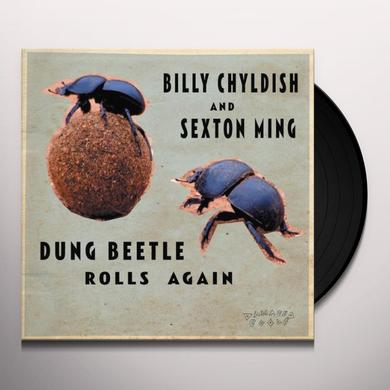 Billy Childish & Sexton Ming DUNG BEETLE ROLLS AGAIN Vinyl Record